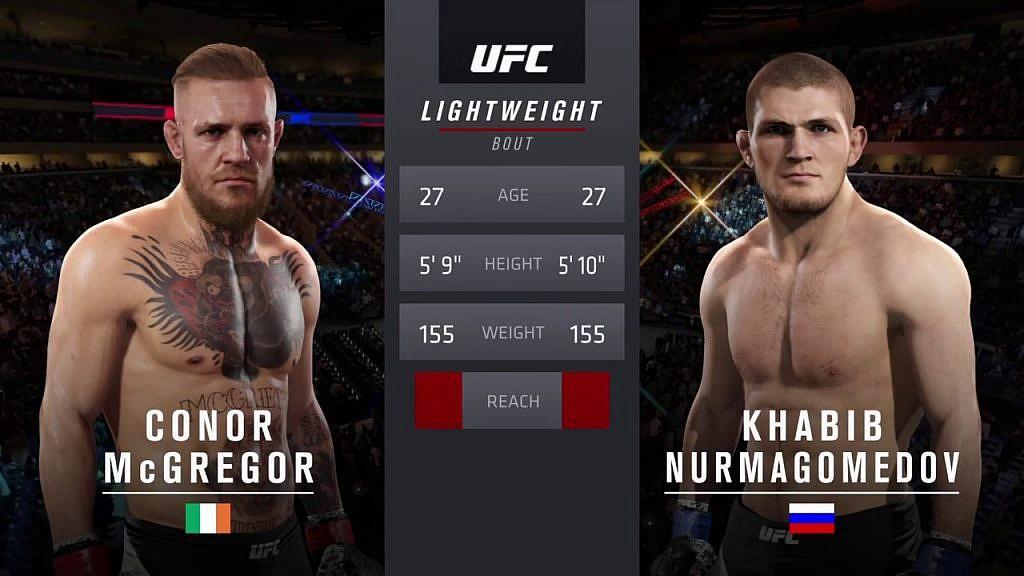 McGregor Nurmagomedov