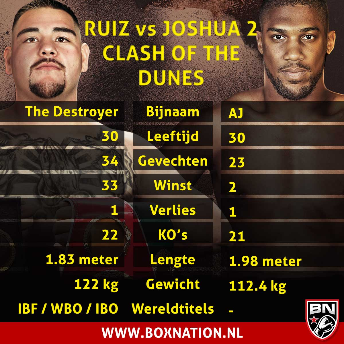 rematch joshua ruiz